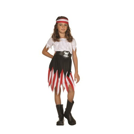 Pirate Wench Child Costume - Wench Halloween Costumes
