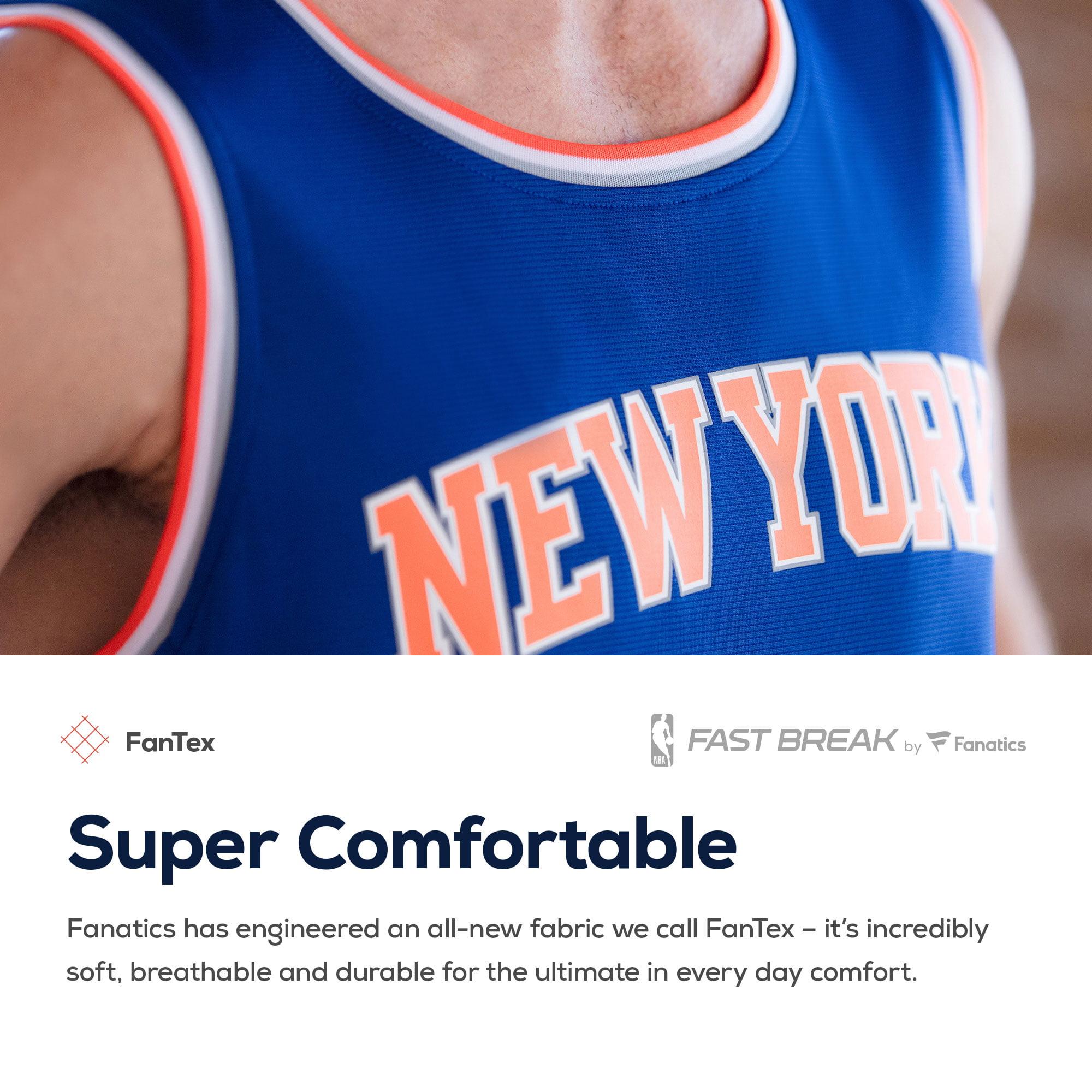 f9d7665f9 Tim Hardaway Jr. New York Knicks Fanatics Branded Fast Break Replica Player  Jersey Royal - Icon Edition - Walmart.com
