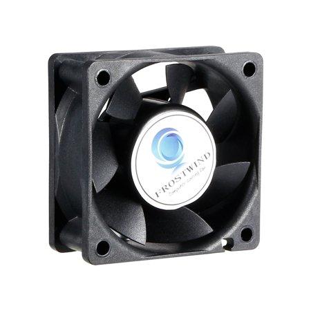 Unique Bargains 60mm Standard Case Fan Low Noise Computer Mini Cooling