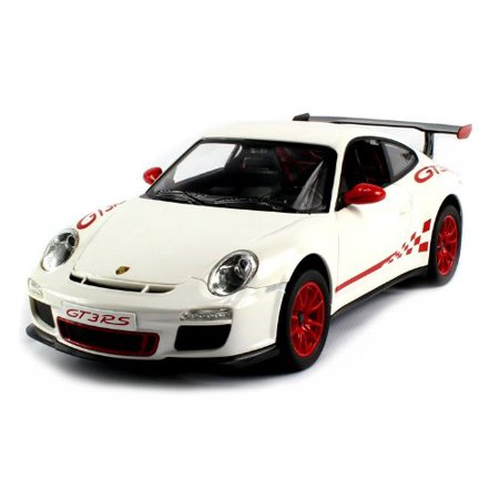 Officially Licensed Porsche 911 GT3RS Electric RC Car 1:14 RTR (Colors May Vary) Authentic Body Styling by Velocity - Rtr Style Graphics
