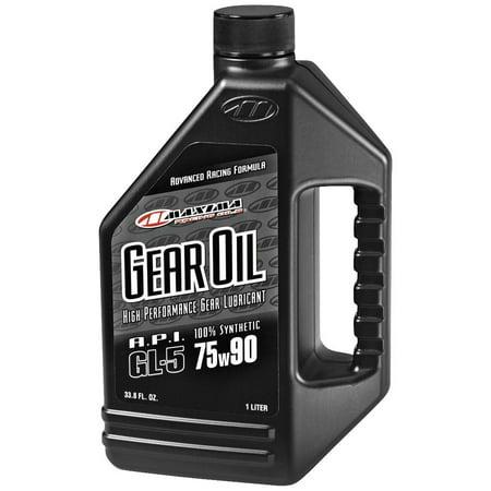 Maxima 44901 Synthetic Gear Oil 75W90 - 1L.