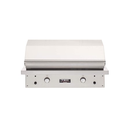 TEC Sterling Patio 2 FR Infrared Built-In Grill w/ Half Rack, Propane ()