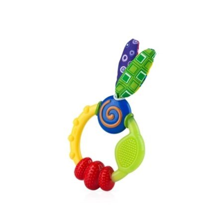 Nuby Wacky Ring Teether