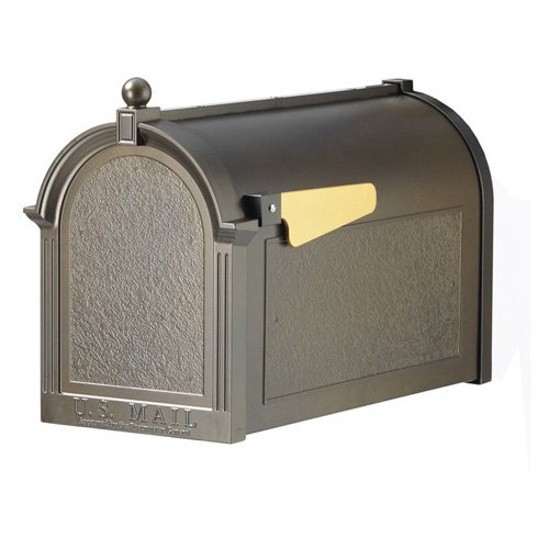 Capitol Mailbox - Bronze