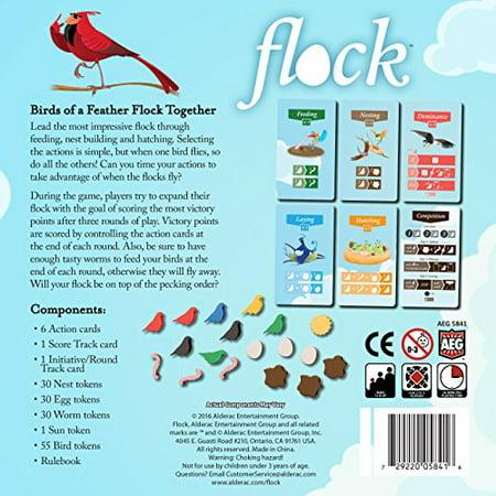AEG Flock Board Game Board Games - image 2 de 4