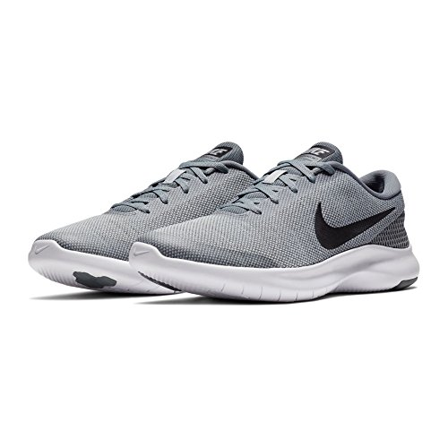 NIKE Men's Flex Experience Running Shoe Wolf Grey/Black-Cool Grey-White 9.5
