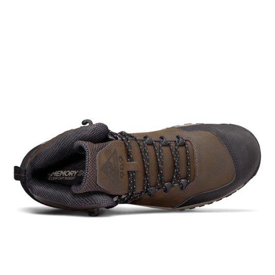 0e79190999e35 New Balance Men's 989V1 Work Training Shoe, Brown