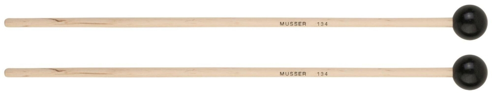 Musser Phenolic Bell Mallets with Birch Handle MUS134 by Musser