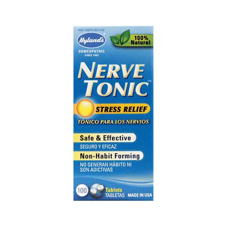 Hyland's Nerve Tonic 100 Tabs