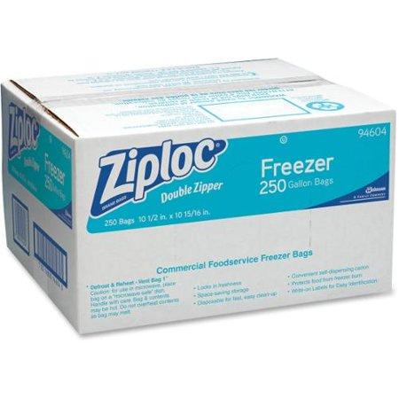 Ziploc 1 Gallon Freezer Bags Dispenser Gal 10 75 Width X 56