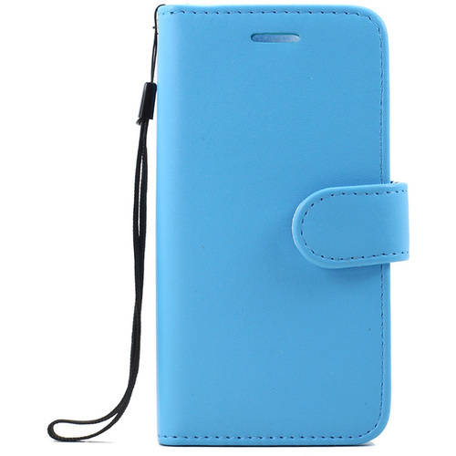 KIKO Wireless Folio Flip Leather Wallet Card Holder Case for Apple iPhone 7, 4.7""