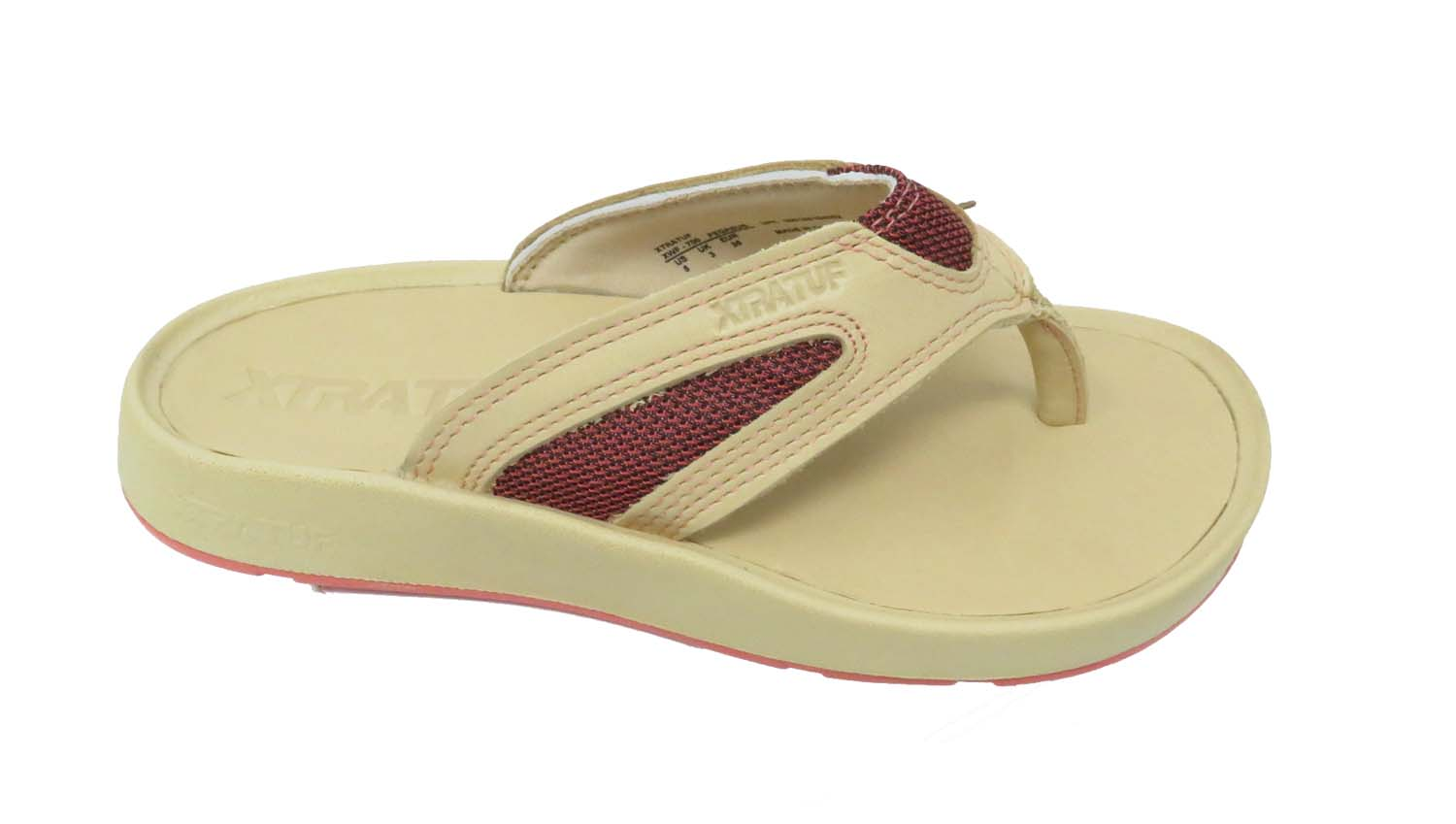 Xtratuf Women's South Shore Tan/Coral Size 6 Performance Sandal