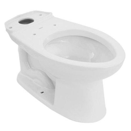 Toto Drake Toilet Bowl C744EF.10#01 Cotton White