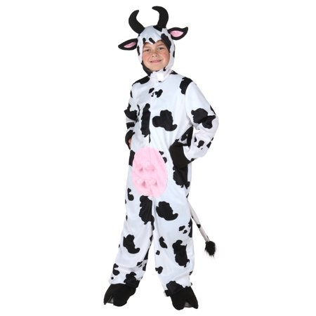 Child Cow Costume (Clarabelle Cow Costume)