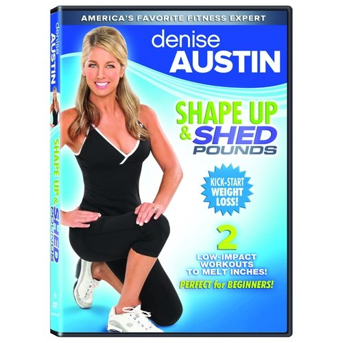 Denise Austin: Shape Up And Shed Pounds (Full Frame)