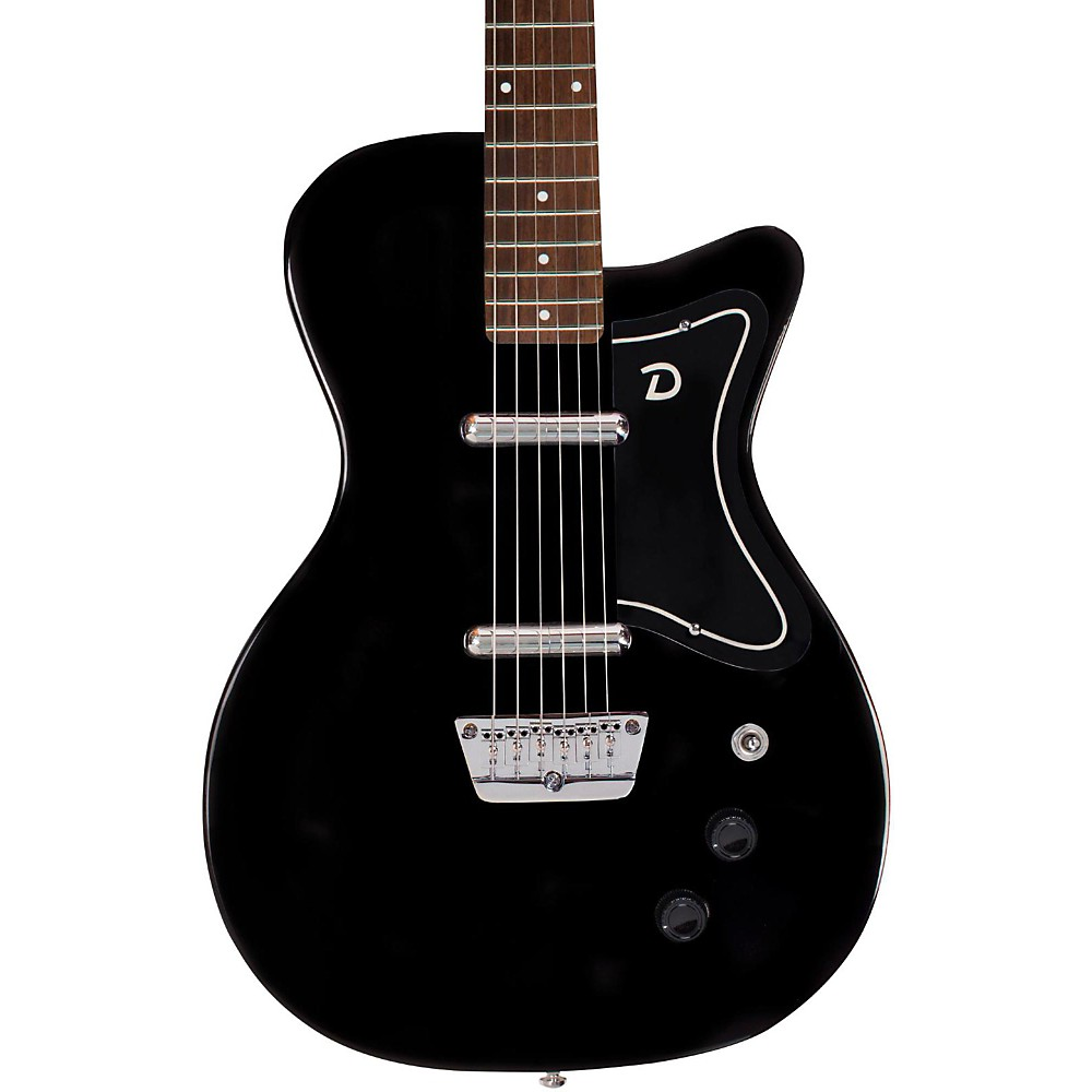 Danelectro 56 U2 Electric Guitar Black by Danelectro