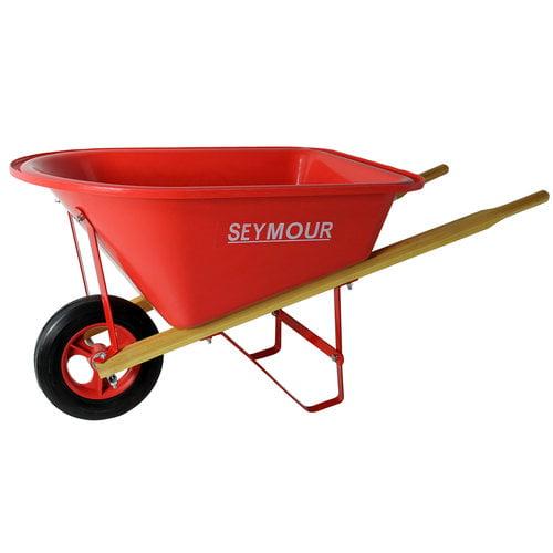 Midwest Rake LLC WB-JRB 85720B Kid's Red Wheelbarrow Kit