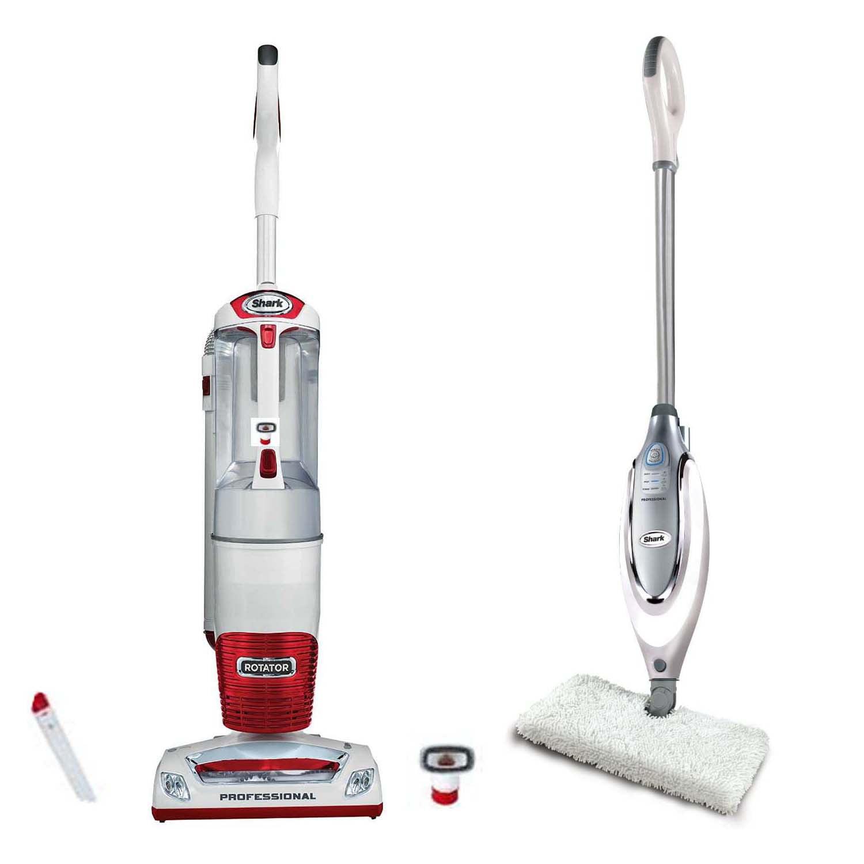 Shark Rotator Professional Vacuum + Steam Pocket Mop (Cer...