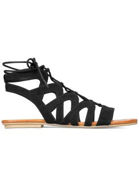2452169561c Product Image American Rag Womens Marlie Open Toe Casual Gladiator Sandals
