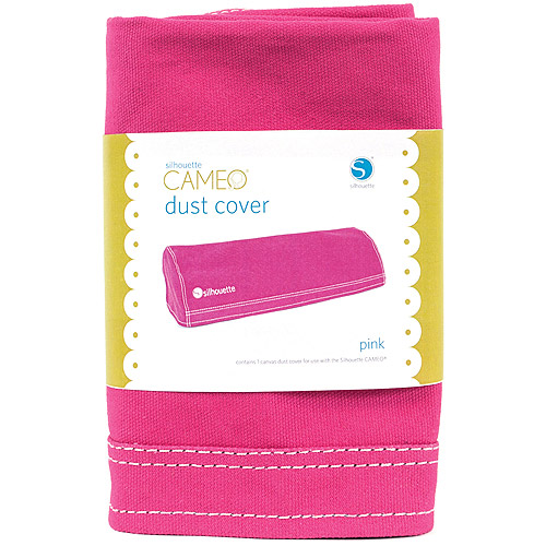 Silhouette Cameo Canvas Dust Cover, Pink