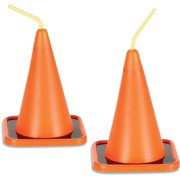 Construction Cone Cups (8)
