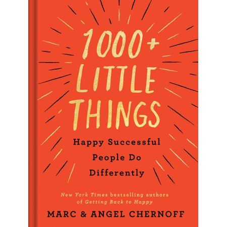 1000+ Little Things Happy Successful People Do