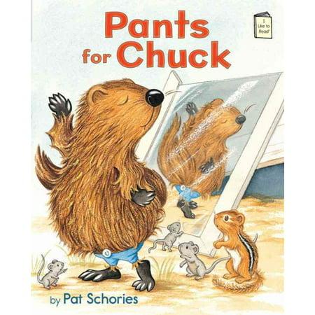 Pants for Chuck - Chucks For Kids