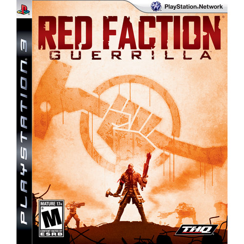 Red Faction: Guerilla (PS3) - Pre-Owned