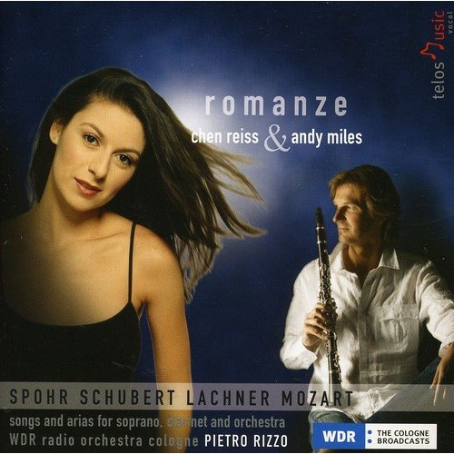 Romanze: Songs & Arias For Soprano Clarinet & Orch