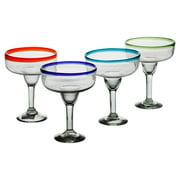 Global Amici Baja Margarita Glasses - Set of 4