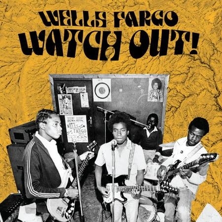 Wells Fargo   Watch Out  Vinyl