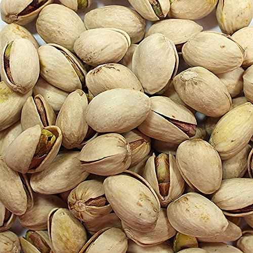 Pistachios Roasted Unsalted by Its Delish, 10 lbs by Its Delish