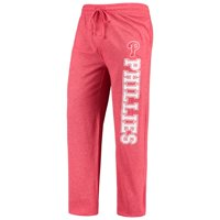 Philadelphia Phillies Concepts Sport Quest Pants - Heathered Red