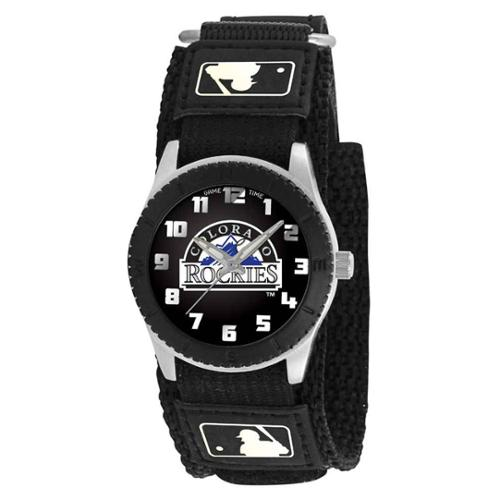Colorado Rockies Rookie Watch in Black