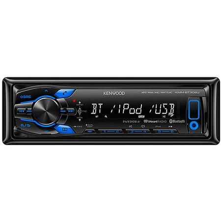 Kenwood Digital Media Receiver With Built In Bluetooth Walmart Com