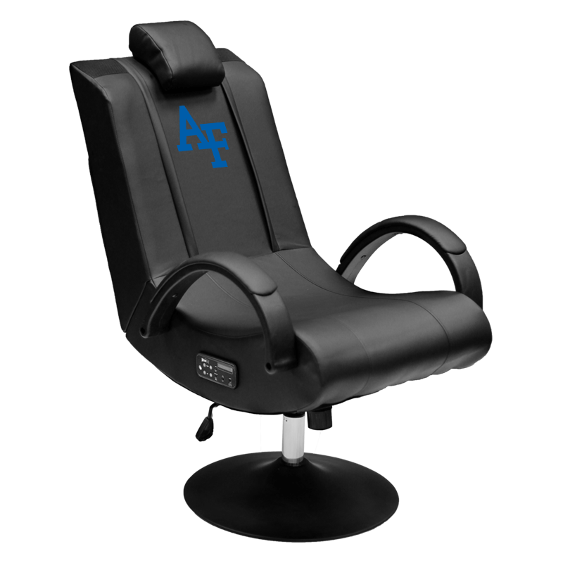 Air Force Falcons Collegiate Gaming Chair 100 Pro