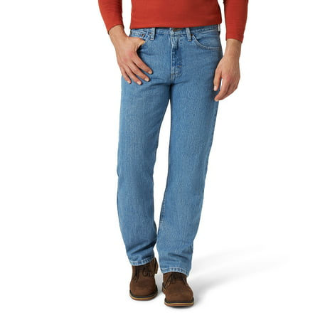 Wrangler Big Men's Relaxed Fit Jean Wash Relaxed Fit Jeans