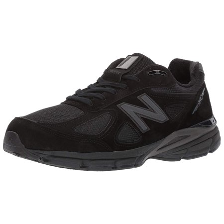 check out f8ce0 a60bc New Balance M990BB4-4E: Mens M990BK4 Extra Wide Running Black/Black  Sneakers (13 Extra Wide US Men)