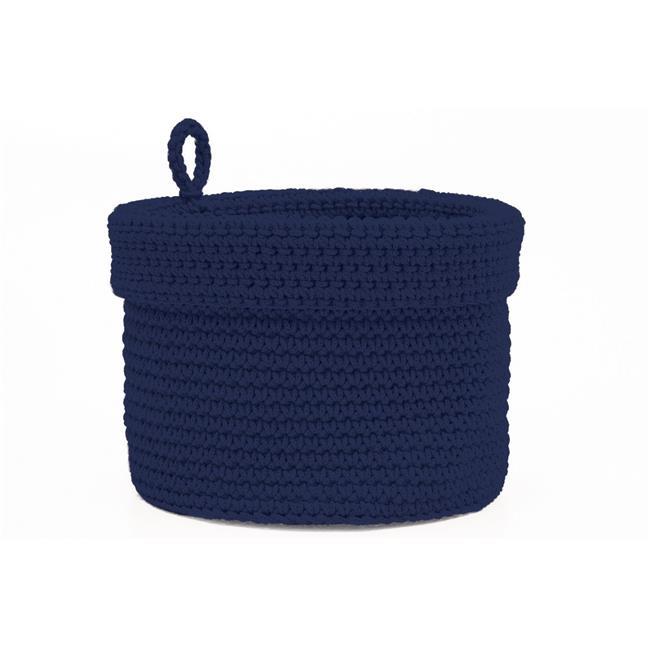 8 x 8 in. Mode Crochet Basket with Loop - image 1 of 1