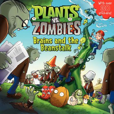 Plants vs. Zombies: Brains and the Beanstalk](Plants Vs Zombie Costume)