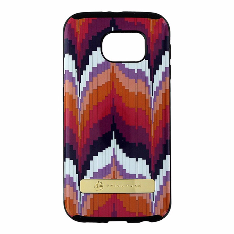 Trina Turk Dual Layer Case for Samsung Galaxy S6 - Geometric Matte