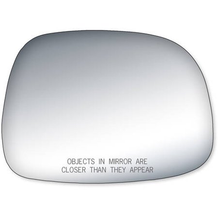 90258 - Fit System Passenger Side Mirror Glass, Buick Rendezvous 02-07