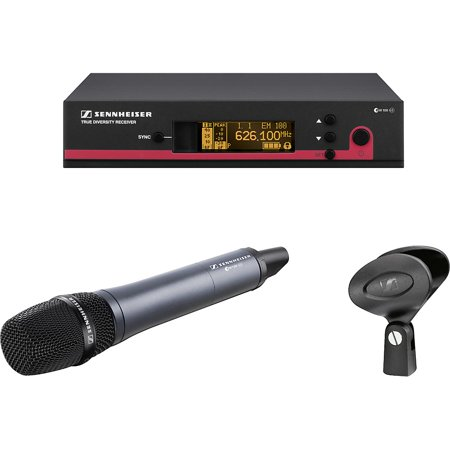 Sennheiser EW 135 G3-B-US Handheld Wireless System (Band
