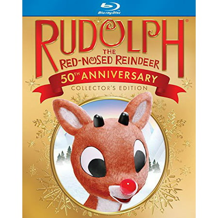 Rudolph, The Red-Nosed Reindeer (Blu-ray)