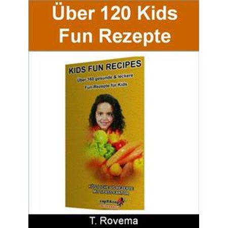 Kids Fun Recipes - eBook (Fun Kid Halloween Recipes)