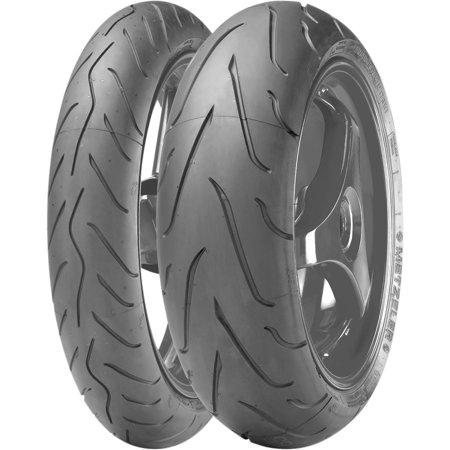 Metzeler 1755100 Sportec M3 Rear Tire - (Metzeler Sportec M3 190 55 Zr 17)