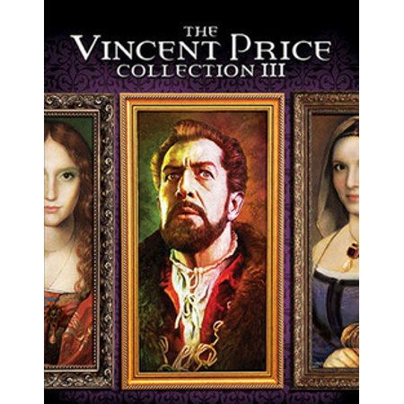 The Vincent Price Collection III (Blu-ray) (Vincent Price Halloween Special)