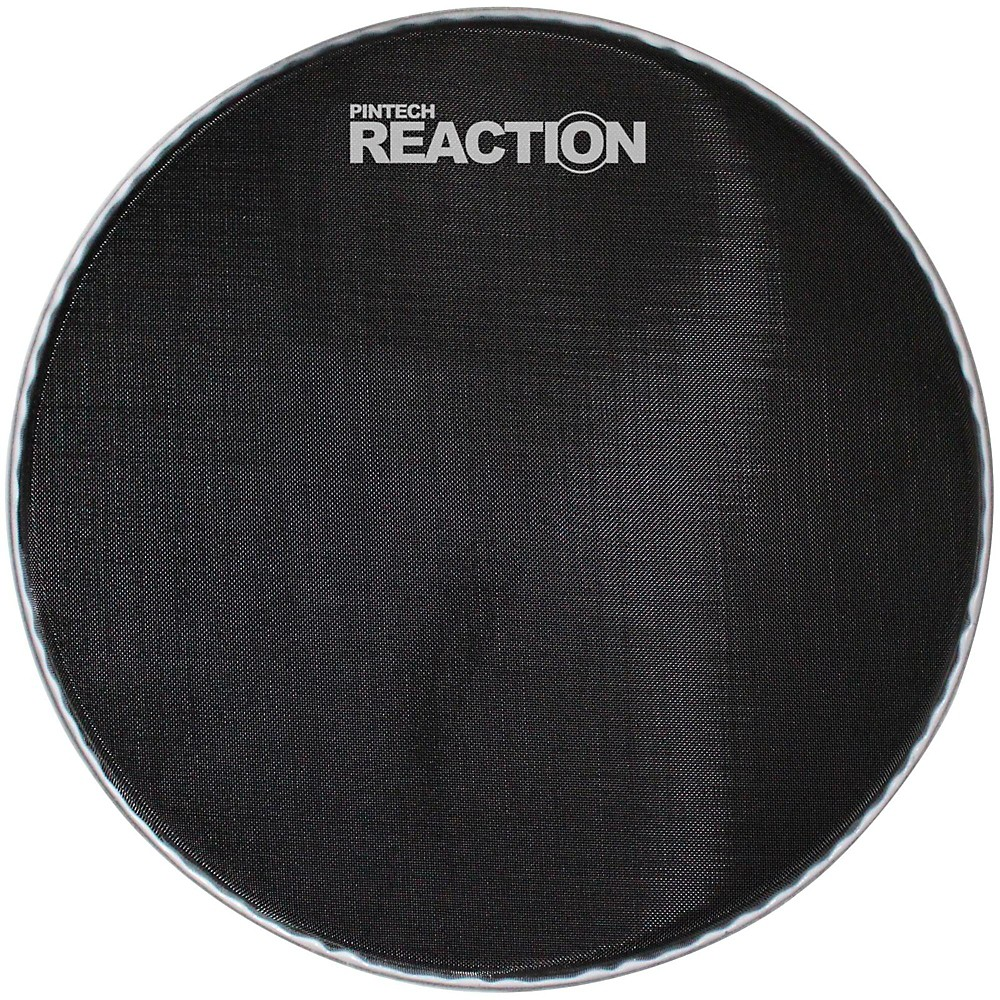 Pintech Reaction Series Mesh Head 10 in. Black by Pintech