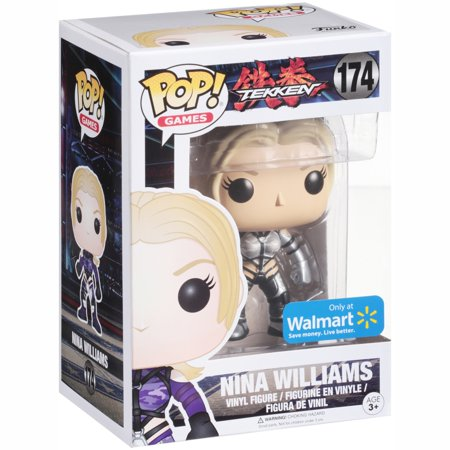 Pop!® Games Tekken™ 174 Nina Williams Vinyl Figure