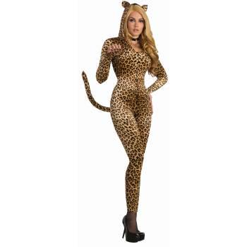 CO-SLY LEOPARD - M/L - Leopard Diy Halloween